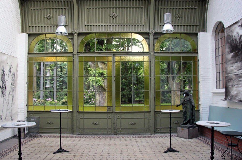 Cafe Strauss Und Das Glashaus Anneliwest Berlin