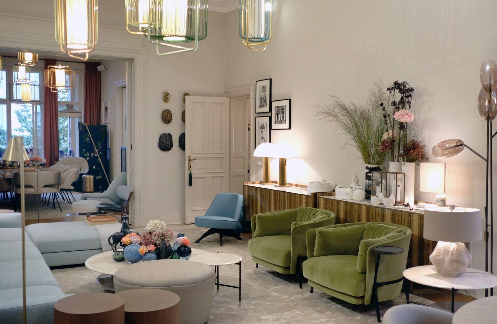 Frank Stuve Interiors Ein Besuch In Der Fasanenstrasse Anneliwest Berlin