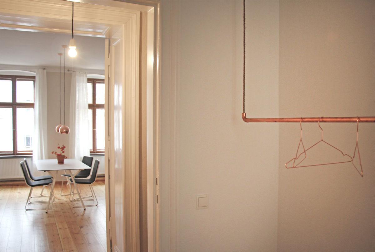 interior projekt – eine wohnung in prenzlauer berg - anneliwest|berlin
