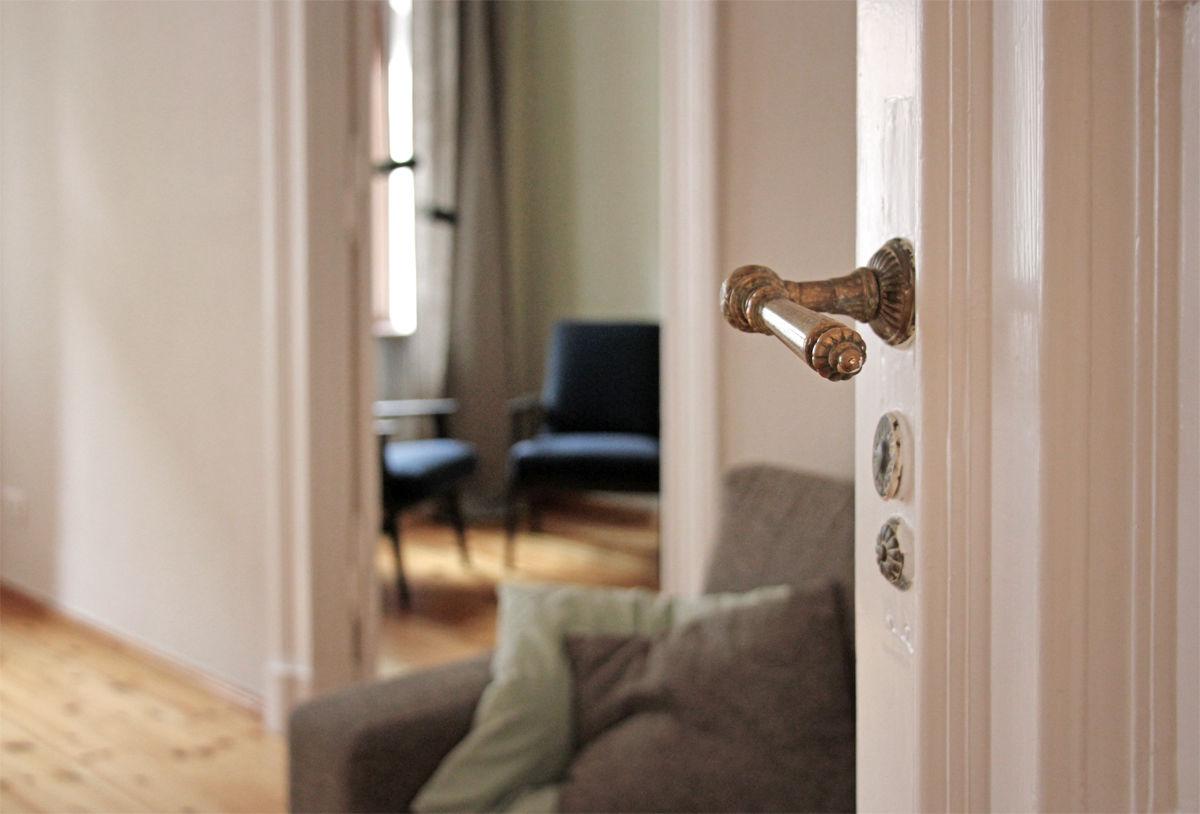Interior Projekt Eine Wohnung In Prenzlauer Berg 1