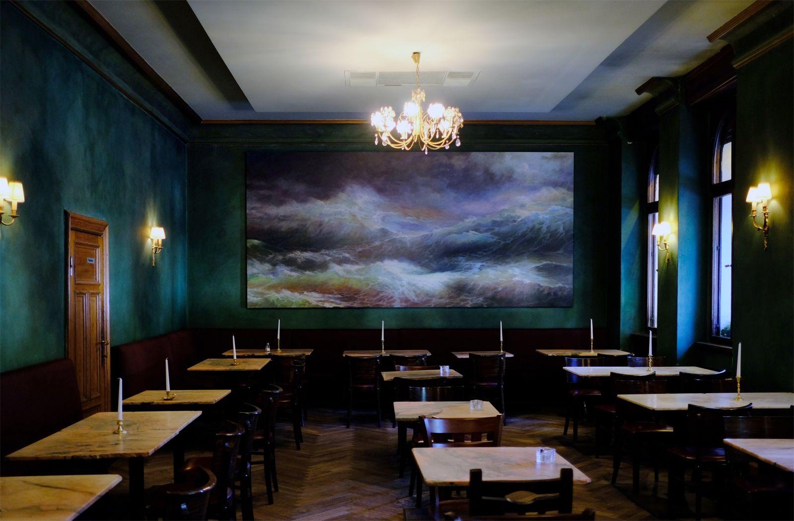 Alpenländische Küche In Berlin Café Restaurant Jolesch