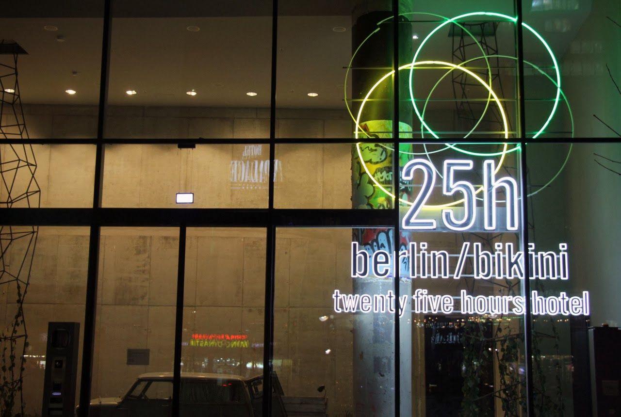 Neni Restaurant At 25hours Hotel Berlin Anneliwest Berlin