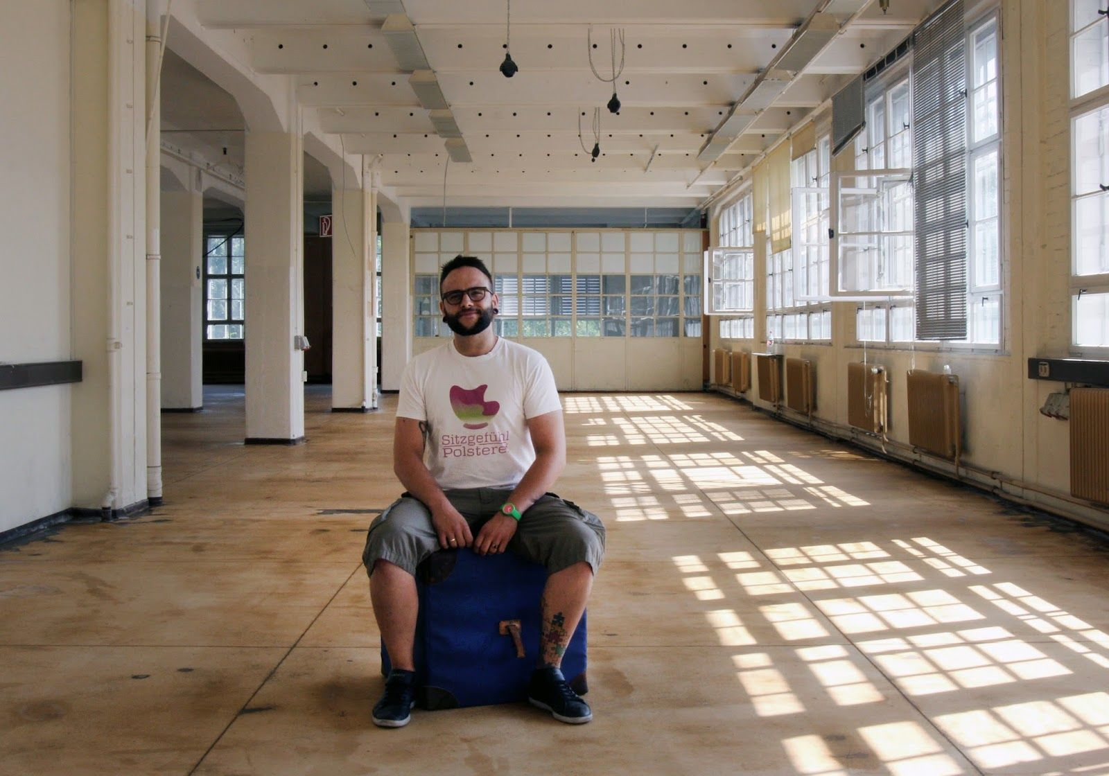 polsterei sitzgef hl im goerzwerk berlin anneliwest berlin. Black Bedroom Furniture Sets. Home Design Ideas