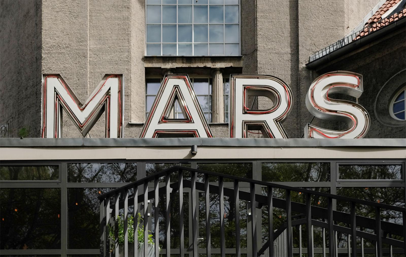 Mars Kuche Bar Im Silent Green Kulturquartier Anneliwest Berlin